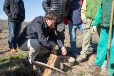 Sven Kallen de Volterra Ecosystems explica el funcionamiento del Cocoon