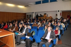 Durante el seminario se generó mucho interés por los proyectos Life Operation CO2 y Crops for Better Soil