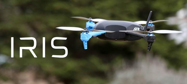 IRIS - Especialistas en drones