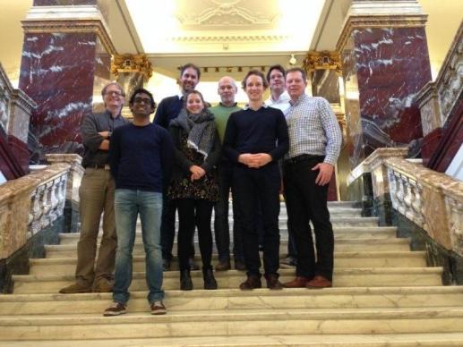 Reunión de lanzamiento del proyecto FTI Cocoon