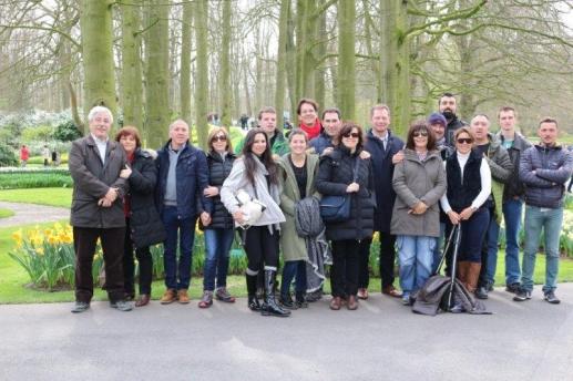 Volterra participa en un viaje de estudios para expertos en Holanda