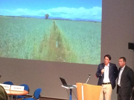 Volterra expone en el European Agroforestry Congress en Montpellier