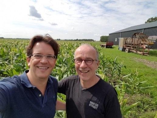 Trabajando con la naturaleza, grandes ejemplos de cómo mejorar la agricultura ecológica.