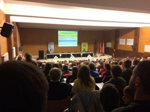 Volterra asiste a las jornadas técnicas sobre Cultivos Alternativos para la provincia de Palencia