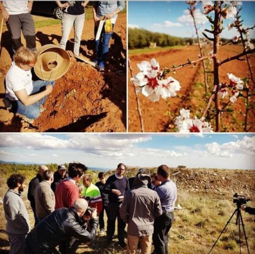 Exitoso tour de promoción de los  nuevos Cocoons para proyectos de reforestación