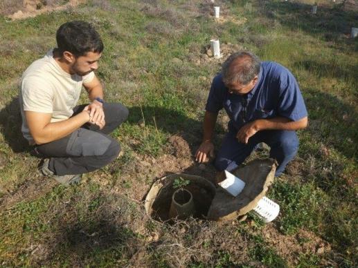 Visita a las plantaciones de Matamorisca y Pomar de Valdivia (Palencia)