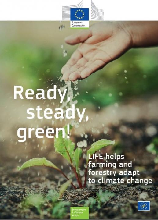 "LIFE the Green Link en la revista ""Ready, steady, Green! """